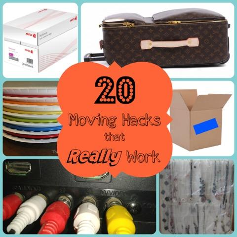 Useful Moving Hacks for Moving to or from Toronto ON
