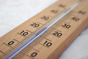 Temperature scale