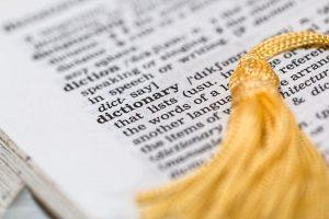 an image of a dictionary