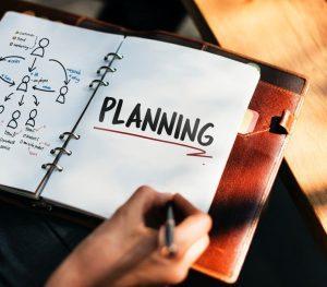 making a good plan