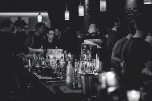 Toronto nightlife includes going out to a bar