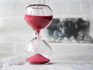 An image of hourglass