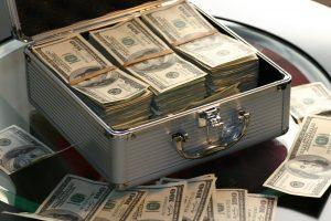A suitcase full of money which you will not need in the cheapest places to buy a home in Canada.